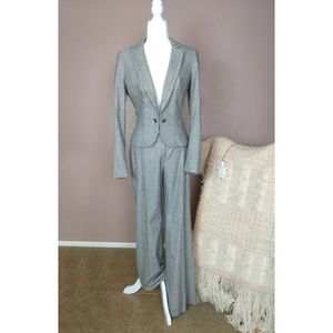WHBM Bootcut Midrise Pant Suit A1